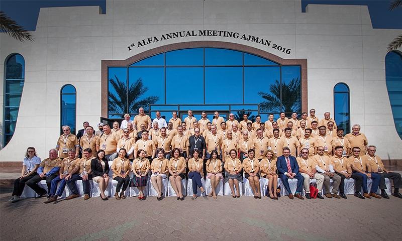 2016 Ajman ALFA (groepsfoto)