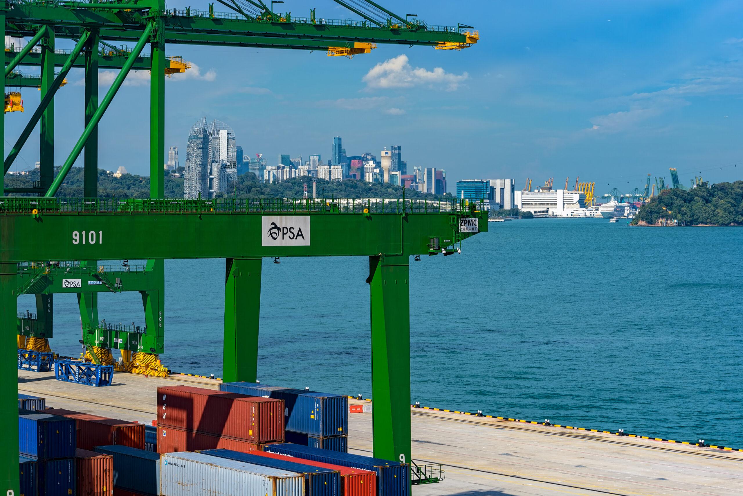 PSA International announces 3% higher throughput Alfa Logistic Family
