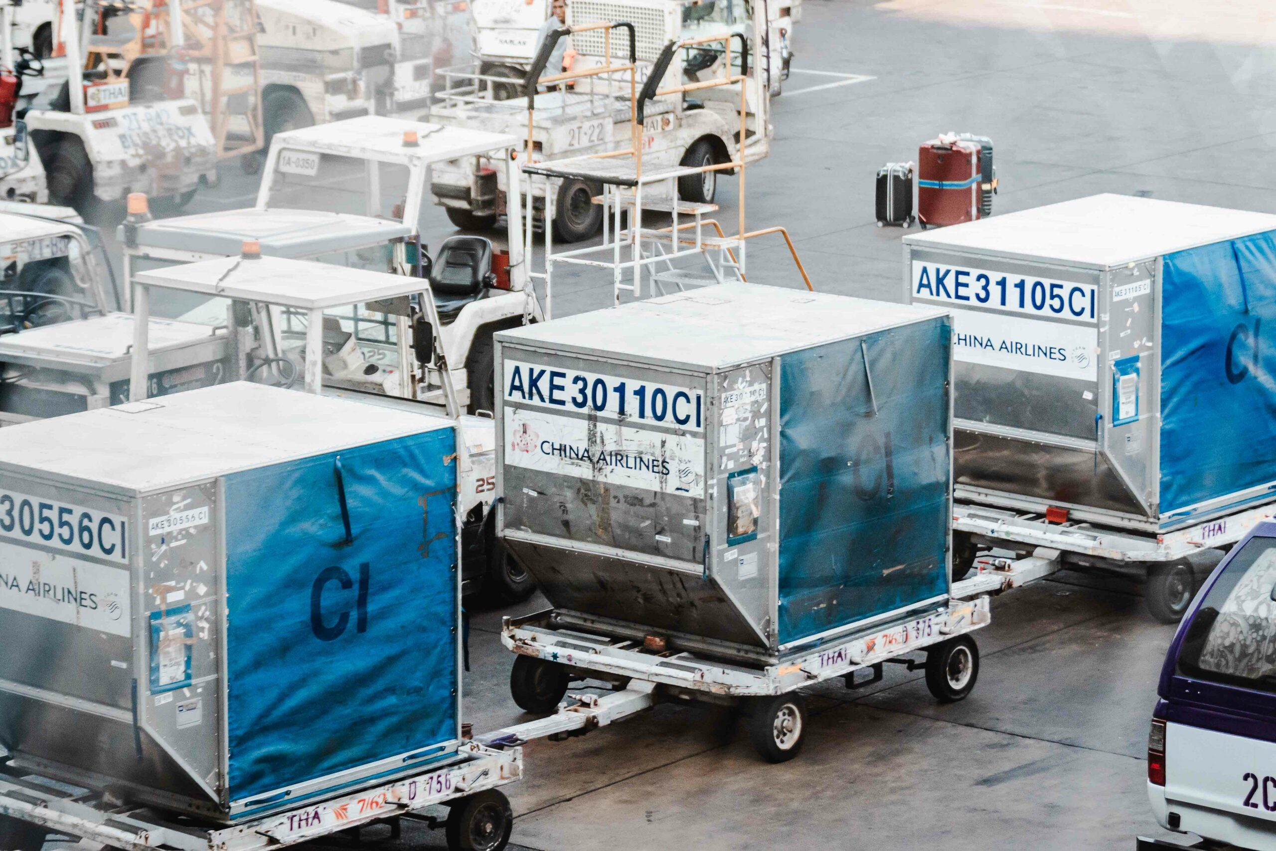 IATA reports air cargo demand reaches all-time high in March Alfa Logistic family