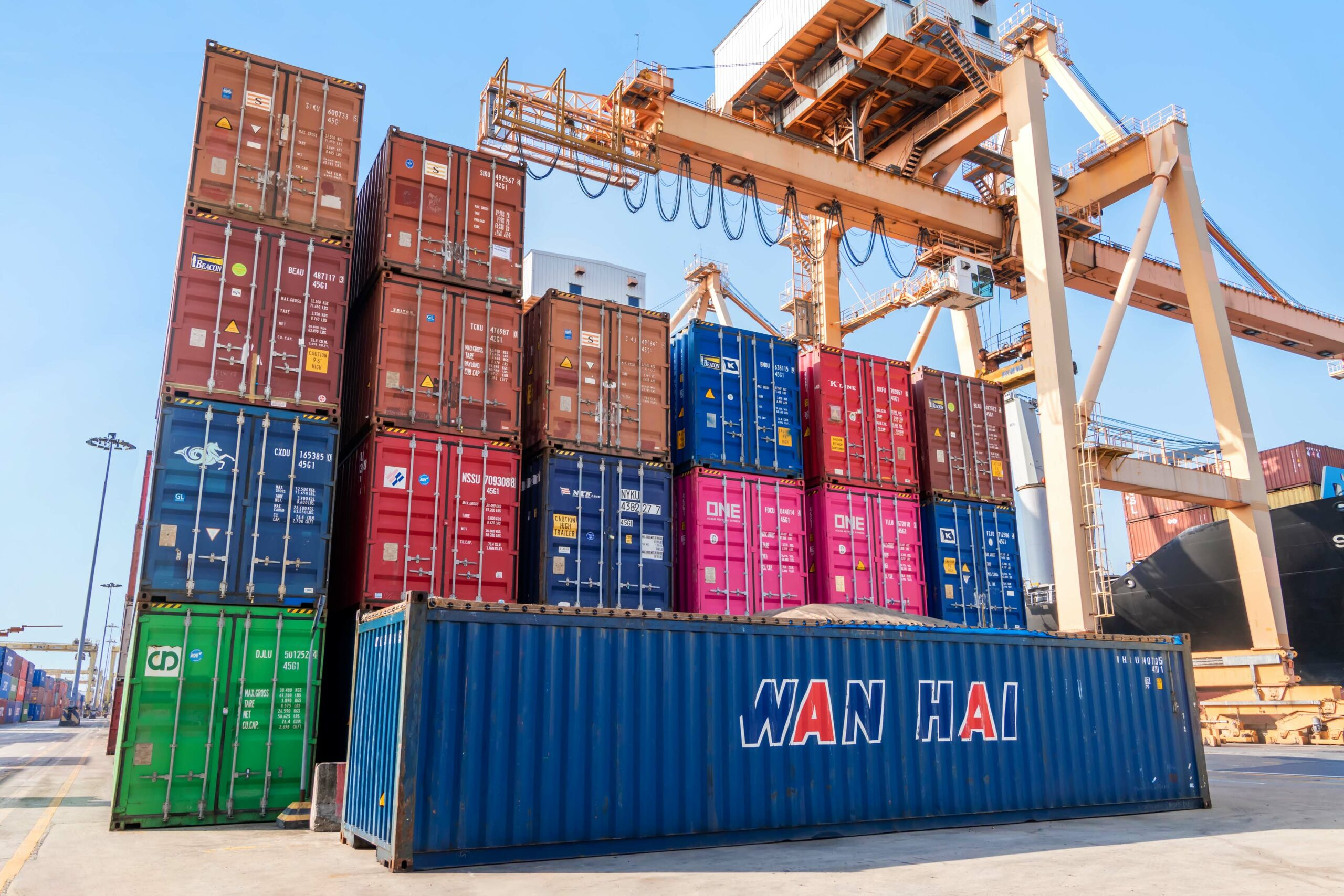 Wan Hai announces revenue increase with 114% during Q1 2021 Alfa Logistic Family