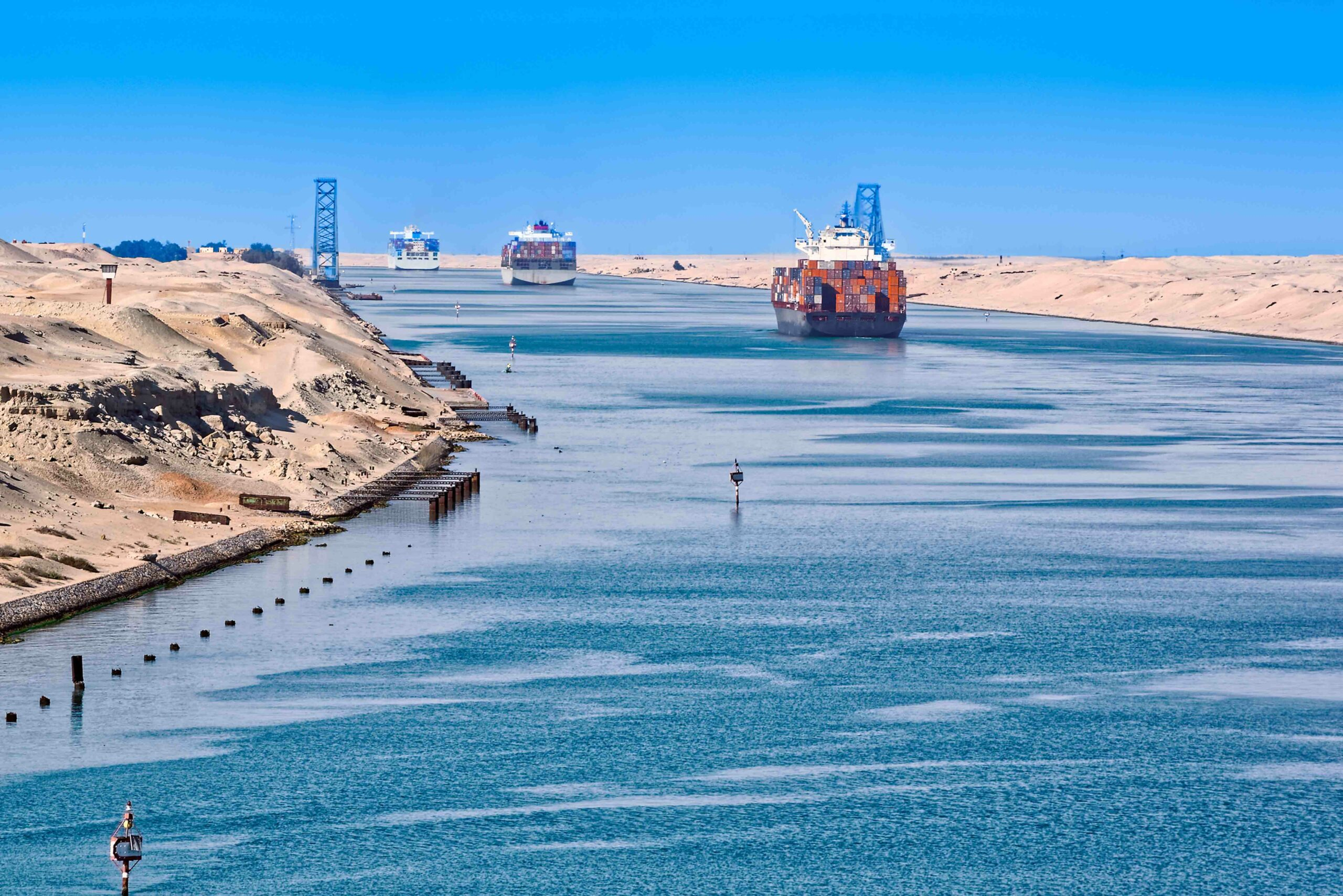 Suez expansion planning gearing up after Ever Given blockage Alfa logistic Family