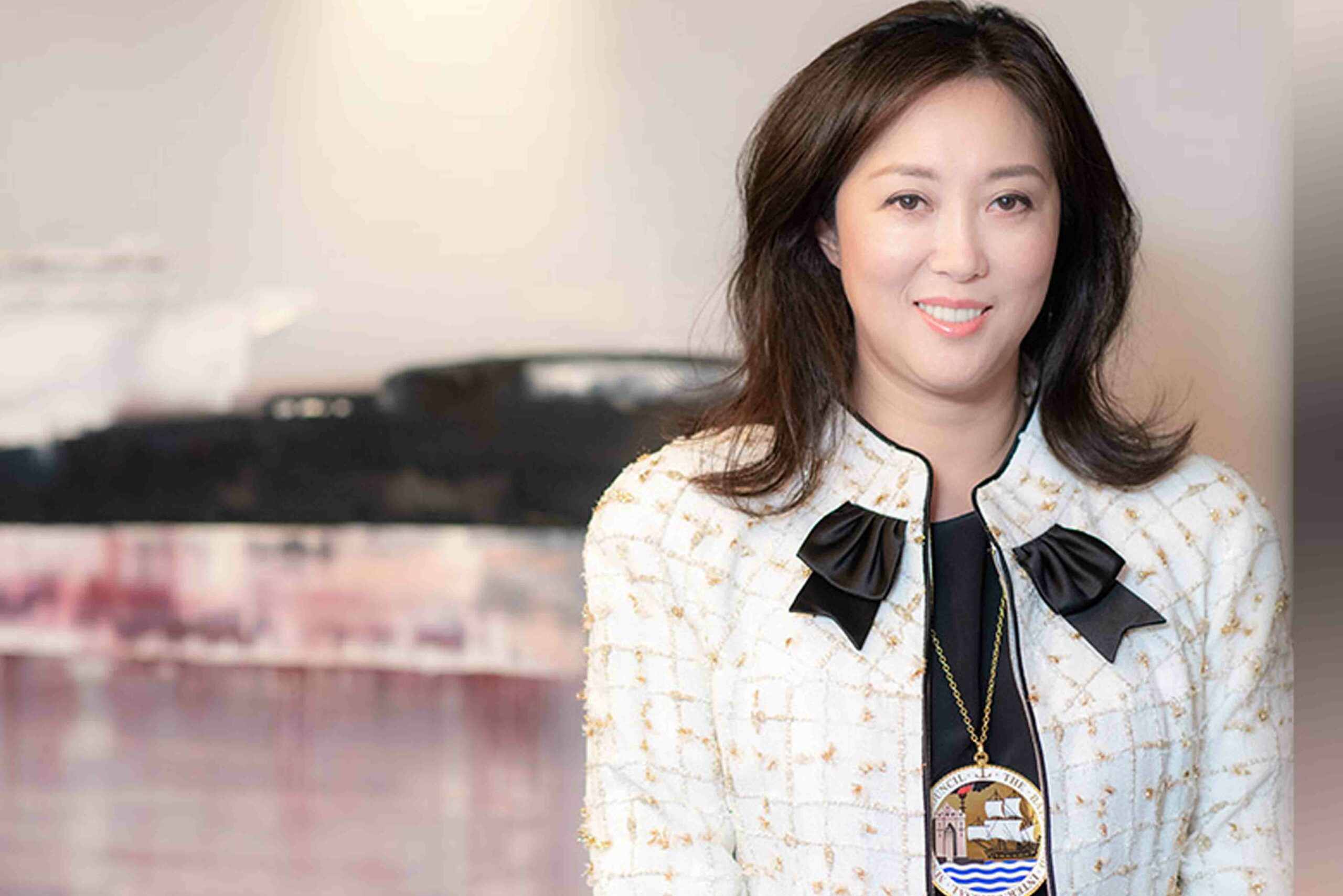 Sabrina Chao is new president of BIMCO Alfa Logistic Family