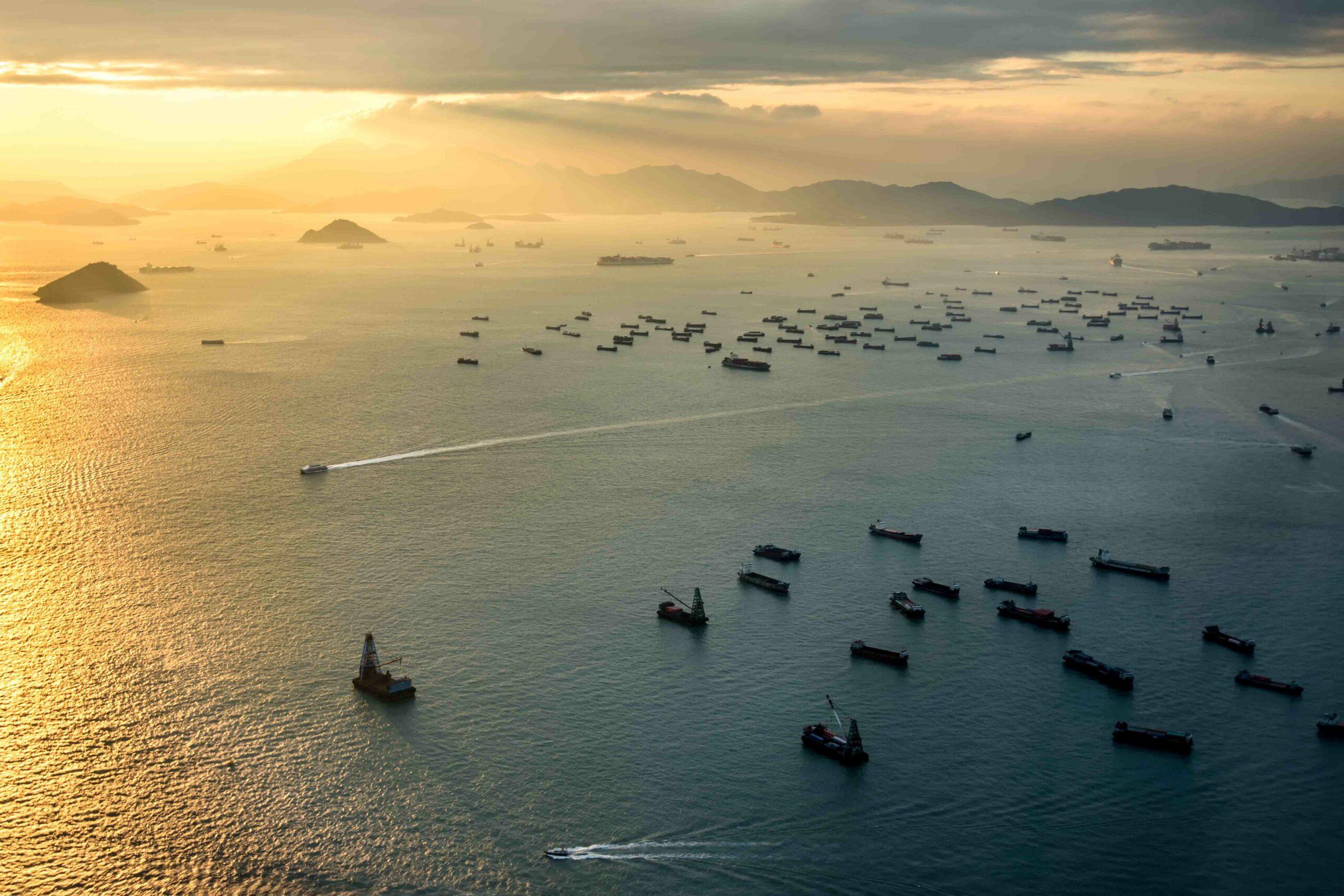 Global congestion shipping Alfa Logistic Family