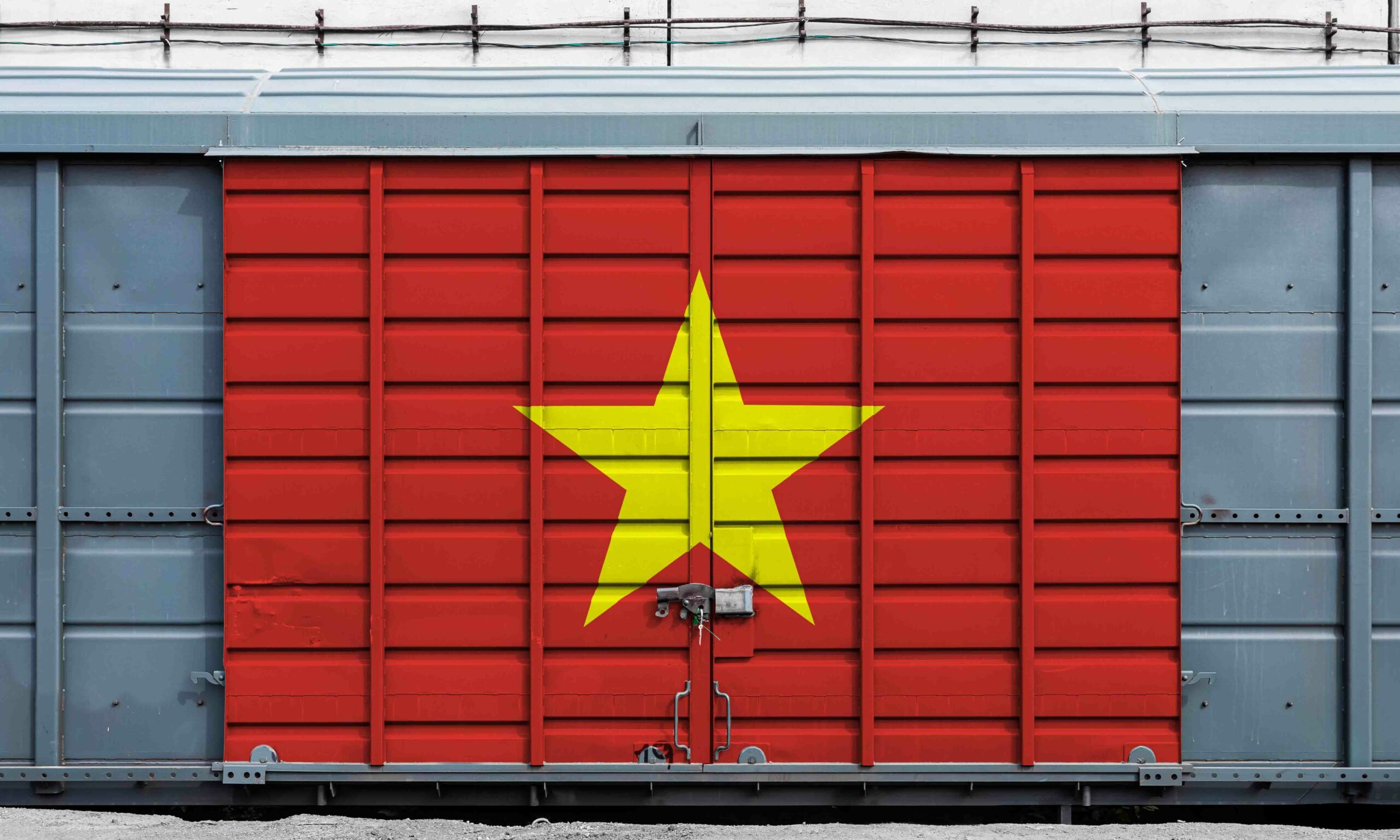 Vietnam Railways launches first ever freight train service to Belgium Alfa Logistic Family