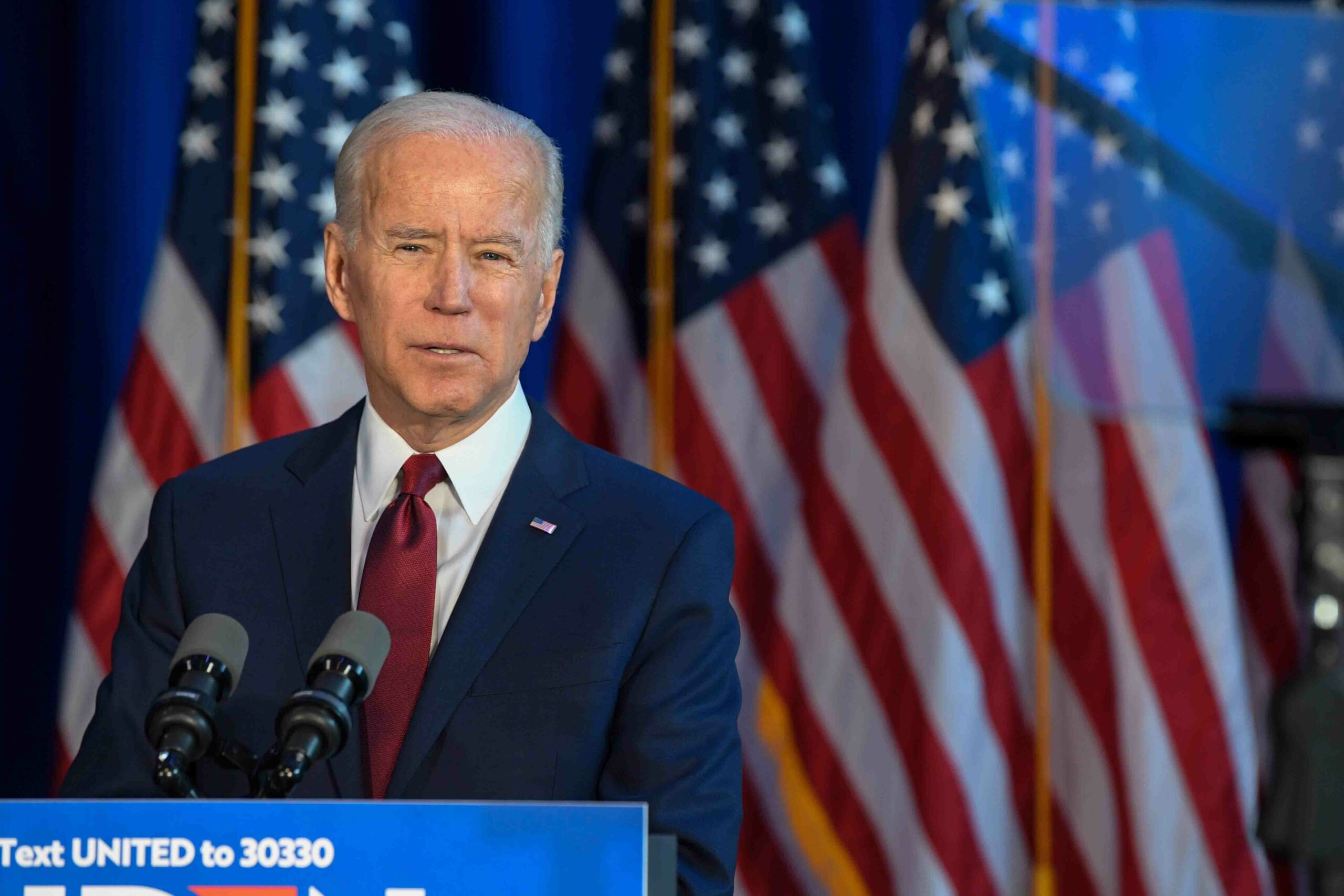 Biden vows to tackle competition issues in liner shipping Alfa Logistics Family