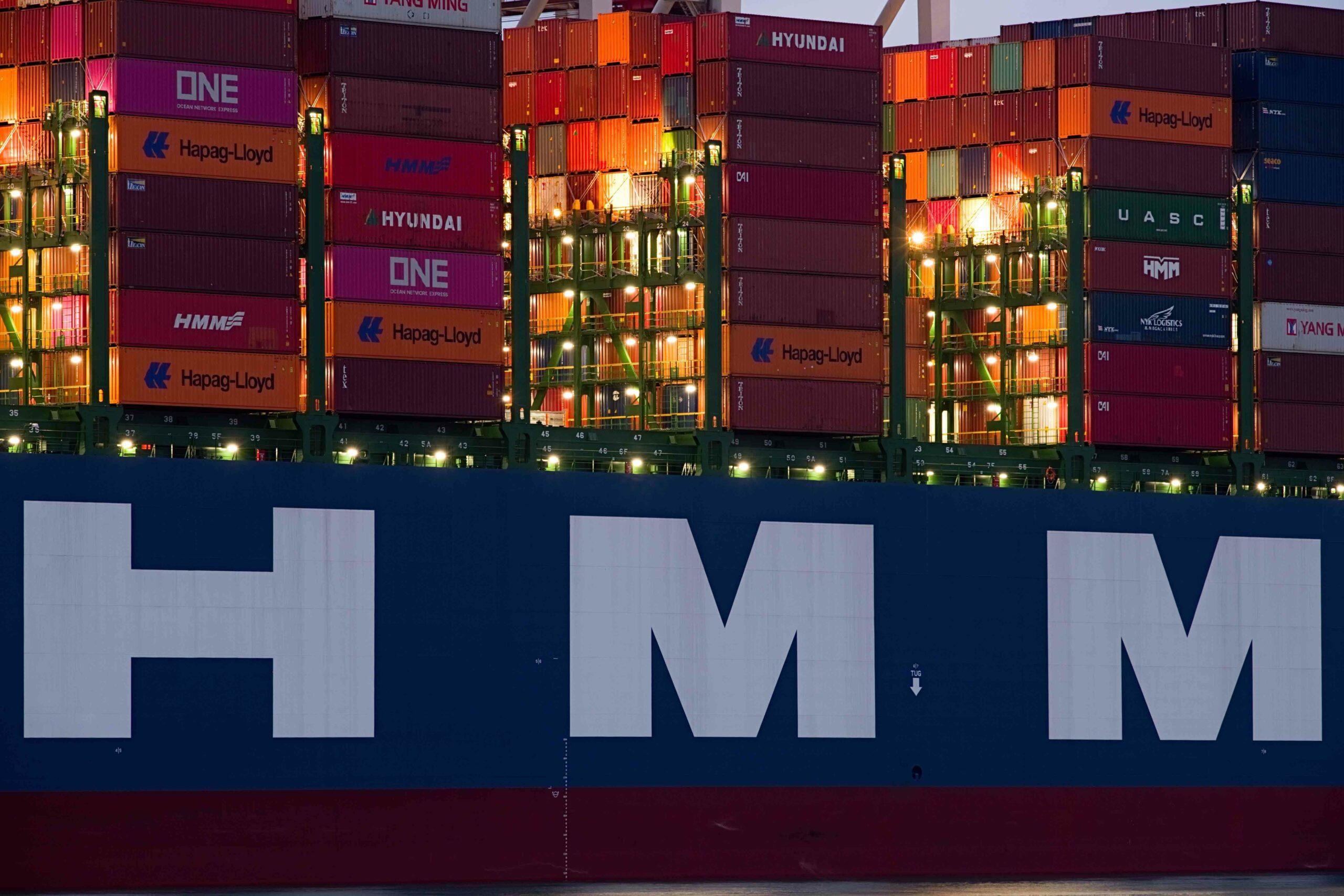 https://www.freightwaves.com/news/12-hmm-container-ships-sticker-price-157-billion Alfa Logistics Family