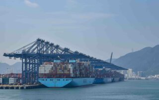 Are we nearing the end of the Yiantian congestion? Alfa Logistic Family