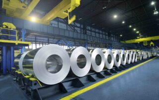 Steel prices might still go further up Alfa Logistics Family