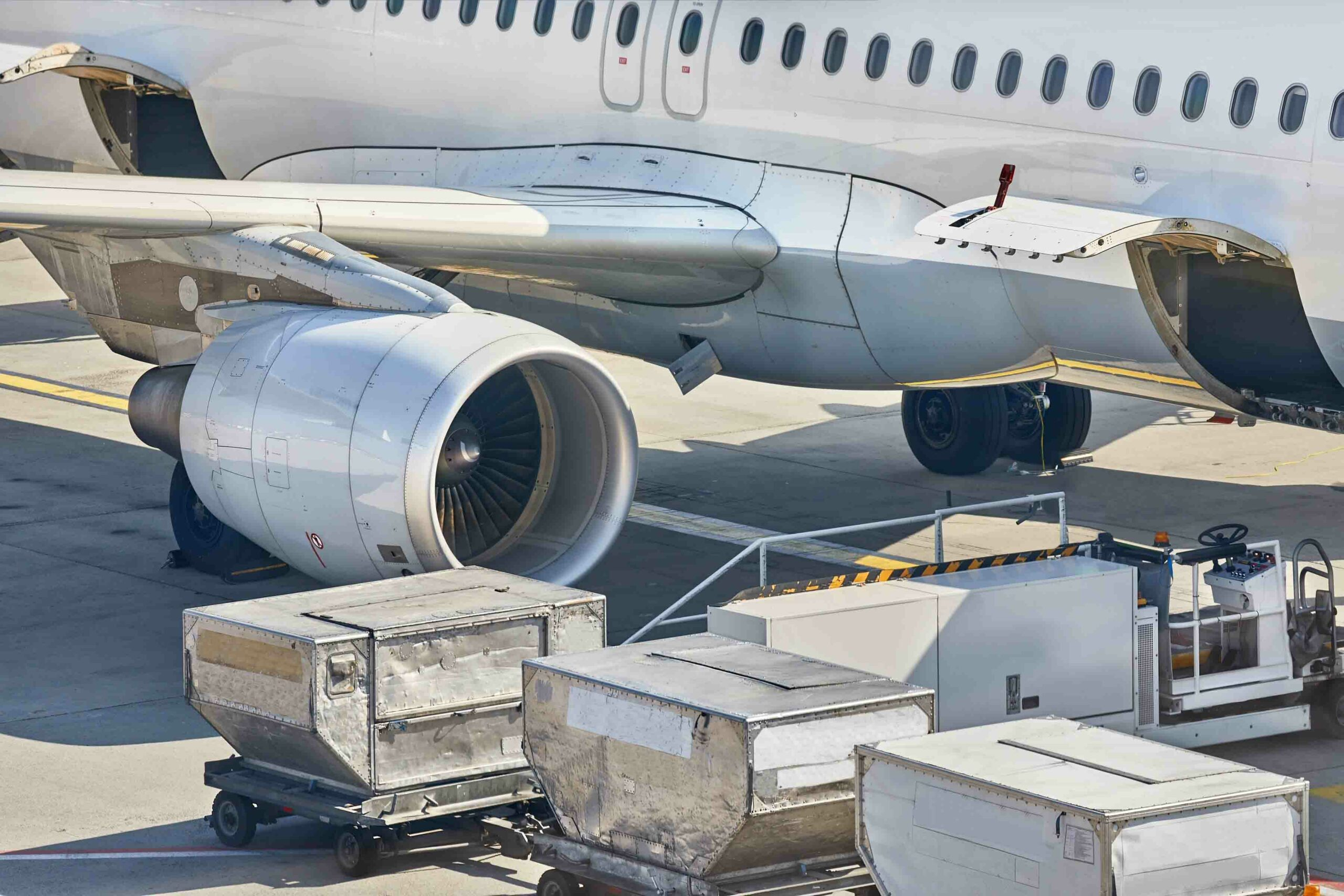 Increase of 9.4% in air cargo volumes May in comparison with pre-COVID levels Alfa Logistic Family
