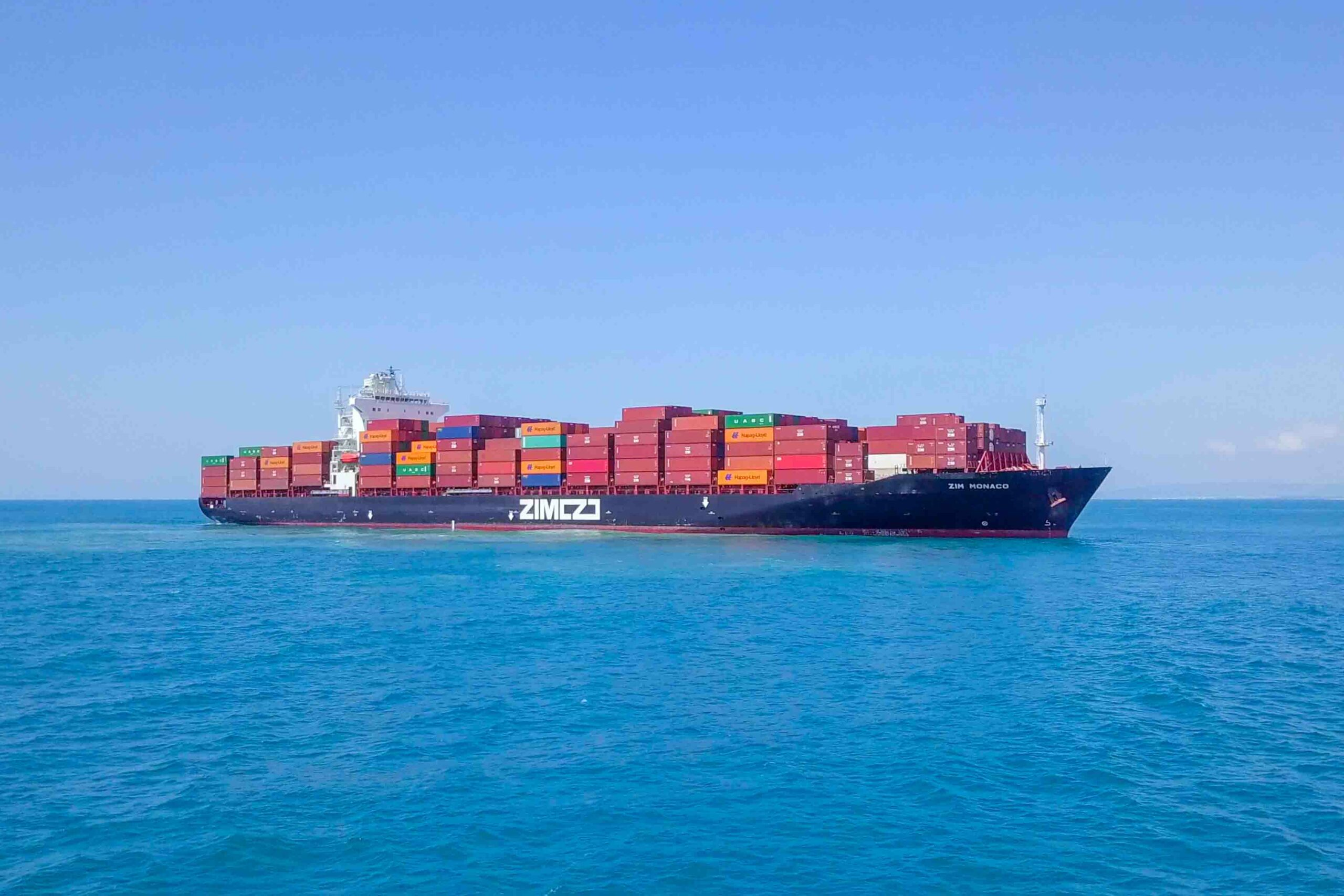 ZIM to charter additional five 7,000TEU LNG-powered vessels Alfa Logistic Family
